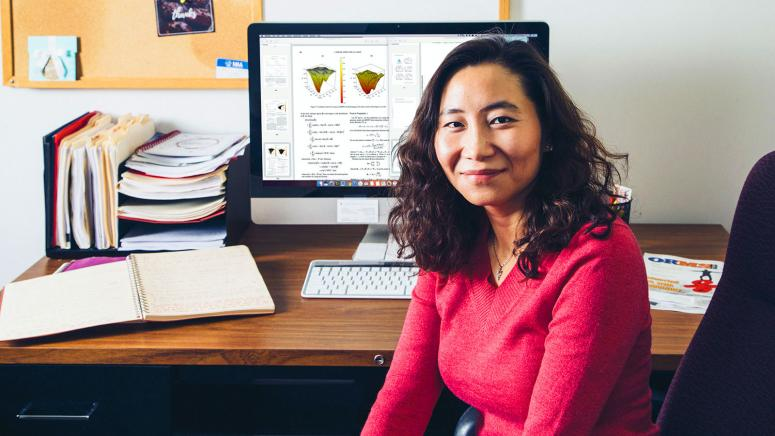 Lulu Kang, Associate Professor of Applied Mathematics